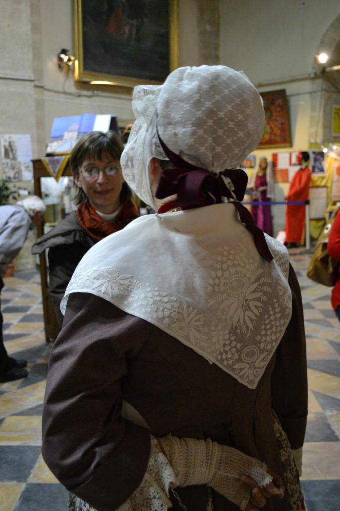 """Centenaire Mistral : Inauguration exposition """"Bon-Jour Moussu Frederic !"""" - Mars 2014 PERTUIS"""