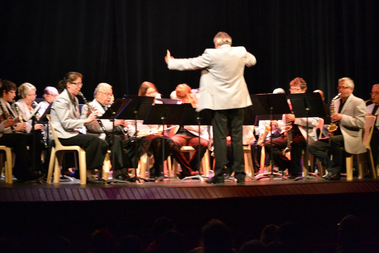 Centenaire Mistral : Concert Hommage à Pertuis [Mars 2014]