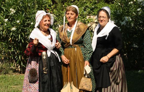 Défilé de Costume - Le Puy Ste Réparade (13)