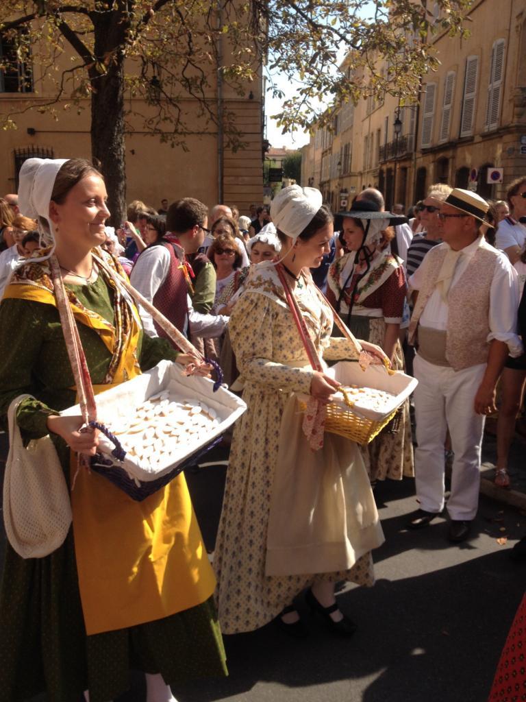 Fête des calissons Aix en Provence [Sept 2014]