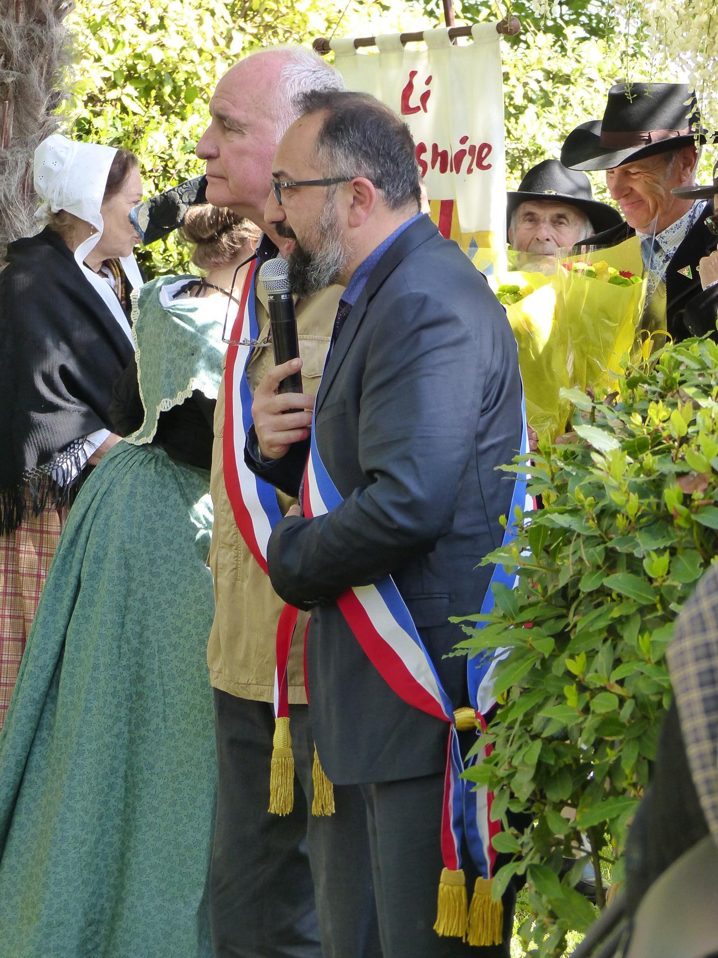 Hommage à Joseph d'Arbaud 2019